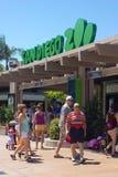 Giardino zoologico di San Diego fotografia stock