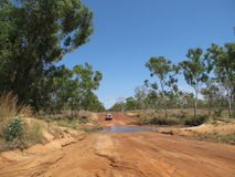 Gibb river road, kimberley, western australia Royalty Free Stock Images