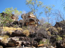 Gibb river road, kimberley, western australia. Gibb river, kimberley, western australia Royalty Free Stock Image
