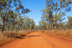 Gibb River road in outback Australia. Royalty Free Stock Photo