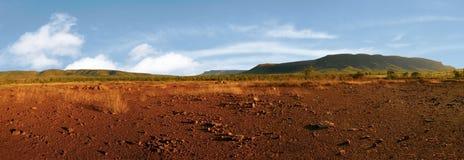 Gibb rzeczna drogowa zachodnia australia fotografia stock