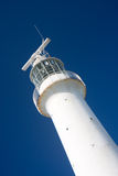 Gibb's Hill Lighthouse, Bermuda. Looking up at Gibb's Hill Lighthouse in Bermuda stock photo