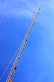 Gibbet of crane Royalty Free Stock Photos