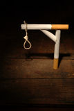 Gibbet For Smoker Stock Photos