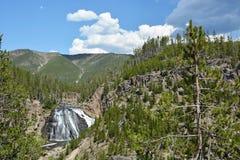 Gibbons waterfall Royalty Free Stock Photo