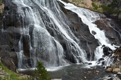 Gibbons waterfall Royalty Free Stock Images