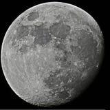 gibbous луна waning Стоковые Фото