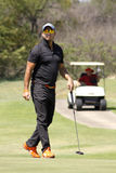 GIBBS HERSCHELLE INTERNATIONAL CRICKETER. GIBBS, HERSCHELLE - NOVEMBER 17: International Protea Cricket Guest Player at Gary Player Charity Invitational Golf stock image