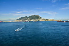 Gibilterra Fotografia Stock