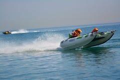 Gibilterra - tuono Cat Racing European Championships 2014 Immagini Stock Libere da Diritti
