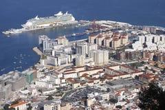 Gibraltar Royalty Free Stock Photography