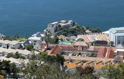Gibraltar Stock Afbeelding