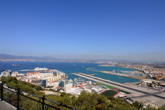 Gibraltar Royalty Free Stock Photos