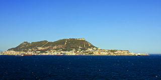 Gibraltar Royalty Free Stock Images