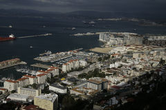 Gibraltar Photos stock