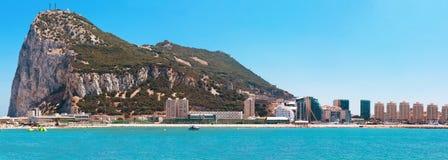 Gibraltar Arkivbilder