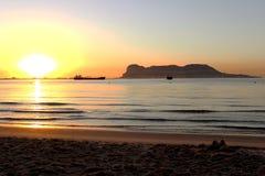 gibraltar Photos libres de droits