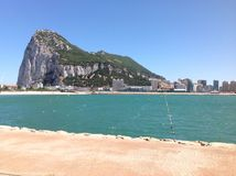 gibraltar Imagens de Stock Royalty Free