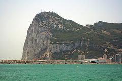 Gibraltar Royalty Free Stock Photo