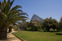 Gibraltar Royalty-vrije Stock Fotografie