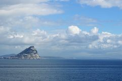 gibraltar Photographie stock