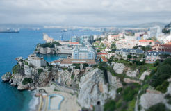 Gibraltar Close Up 3 Royalty Free Stock Image