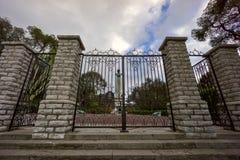 gibraltar Entrada Foto de archivo libre de regalías