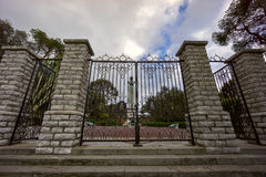 gibraltar gateway Royalty-vrije Stock Foto
