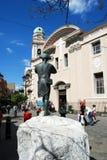 Gibraltar katedra Obrazy Stock