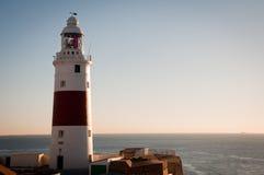 gibraltar latarnia morska Obrazy Stock