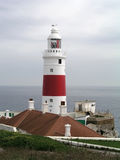 Gibraltar Light House royalty free stock images