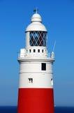 Gibraltar lighthouse. Royalty Free Stock Image