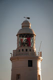 Gibraltar Lighthouse Tower Royalty Free Stock Image