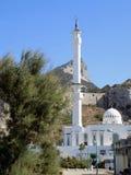 Gibraltar-muselman moské Royaltyfri Foto
