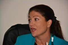 Gibraltar-Regierung startet kidzone Umweltbewusstsein stockfoto