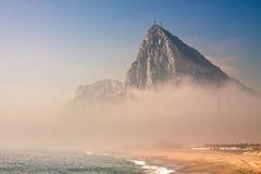 Gibraltar Rock Royalty Free Stock Photo