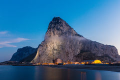 Gibraltar Royalty Free Stock Image