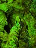 Gibraltar, St Michaels Cave Imagenes de archivo
