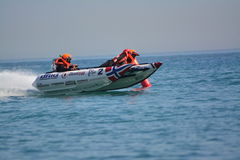 Gibraltar - Thunder Cat Racing European Championships 2014 Stock Photo