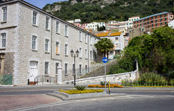Gibraltar Town Stock Images