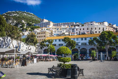 Gibraltar, UK Zdjęcia Royalty Free