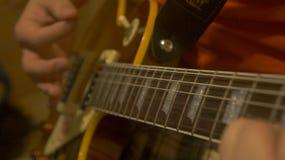 Gibson gitarr Royaltyfri Foto