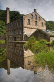 Gibson Mill Stock Image