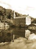 Gibson Mill Fotografia Stock Libera da Diritti