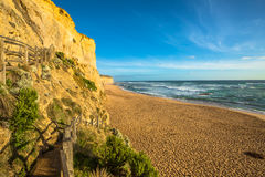 Gibson Steps Beach, Port Campbell National Park Stock Image