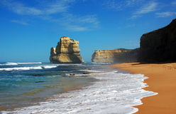 Gibson Steps, Great Ocean Road, Australia. Stock Photography