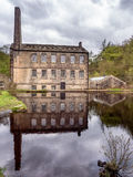 Gibsons mill Royalty Free Stock Image