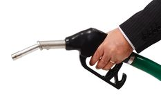 Gicleur de gaz photographie stock libre de droits