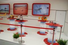 Gidroaviasalon 2012 exhibition Royalty Free Stock Photography