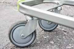 Gießmaschinenrad Stockbilder